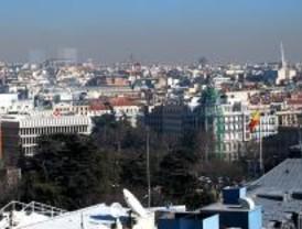 Una masa de aire africano elevará la polución en Madrid