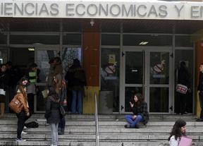 Más de cien actos en la región contra el 'tasazo' universitario