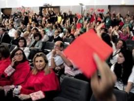Las protestas impiden inaugurar el curso universitario