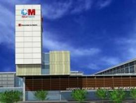El Puerta de Hierro de Majadahonda atiende en su primer día a 200 pacientes
