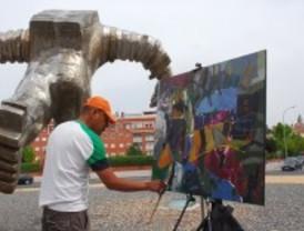 Certamen de pintura rápida este domingo en Valdemoro