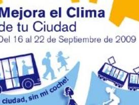 Actividades para celebrar la Semana de la Movilidad