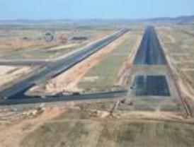 Castilla-La Mancha dice que el aeropuerto Madrid Sur es