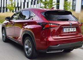Lexus NX, provocador y urbanita