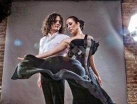 Moda y flamenco en el Teatro Lara