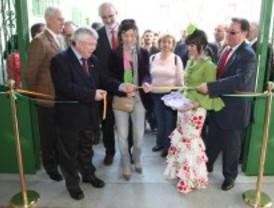 Getafe amplía su casa regional de Andalucía