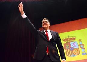 El PSOE 'levanta el telón' y pone rumbo a las generales con Sánchez como guía