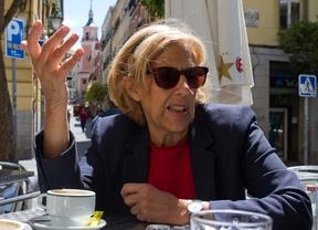 Manuela Carmena: 'Es escandaloso que en Madrid subsistan dos mundos distintos'