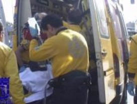 Muy grave tras ser atropellada por una moto en Delicias