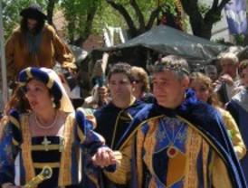 El Álamo recibe a la feria medieval