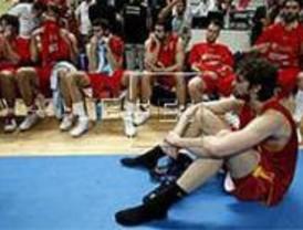 España pierde la final del Eurobasket ante Rusia