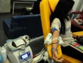 Récord de donaciones de sangre en Madrid