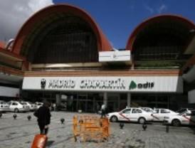 Una avería deja la estación de Chamartín sin luz durante dos horas