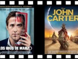 Lo nuevo de Clooney contra 'John Carter'