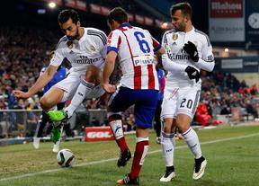 La vuelta de Copa entre Real Madrid y Atleti, partido de alto riesgo