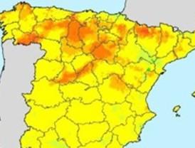 Alto riesgo de incendios en el oeste de la región por las altas temperaturas