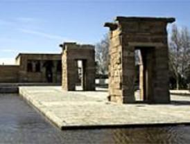 La UNESCO propone cubrir el Templo de Debod de cristal para evitar su deterioro