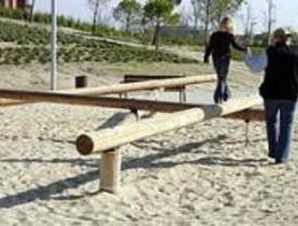 ¿Cómo se hace un parque?