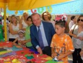 Pozuelo celebra su fin de curso de los proyectos socioeducativos con menores
