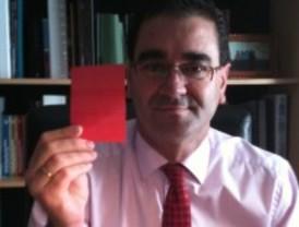 Collado Villalba también saca la tarjeta roja al maltratador