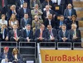 Telefónica Arena Madrid, el talismán de la selección española