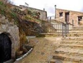 Se mejoran los accesos a las Bodegas de El Charcón en El Molar