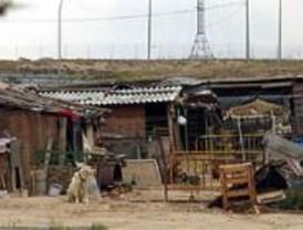 En la región aún quedan 1.325 chabolas, la mayoría en la capital