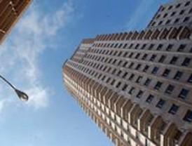 Metrovacesa quiere que la Torre de Madrid esté vacía a principios de 2008