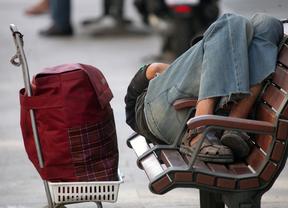 pobre sin hogar  anuario