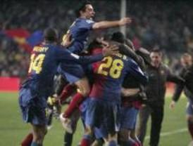 El FC Barcelona se lleva con justicia un 'clásico' muy trabado