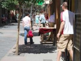 Comercios y restaurantes del barrio de Las Letras, los más avanzados en tecnología