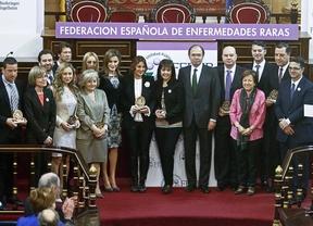 La Federación Española de Enfermedades Raras entrega sus premios 2014 y pide más recursos