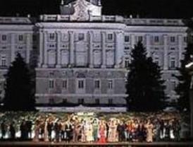 Éxito de 'La Zarzuela madrileña' en los Jardines de Sabatini