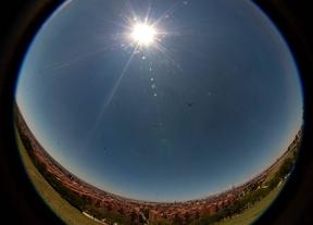 Alerta amarilla por altas temperaturas en Madrid