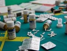 Desmantelada una organización dedicada al robo y falsificación de recetas médicas