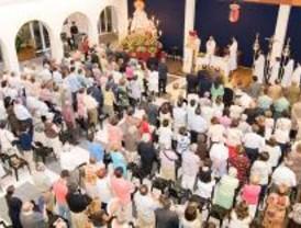 Décimo aniversario de la canonización de la patrona de Pozuelo de Alarcón