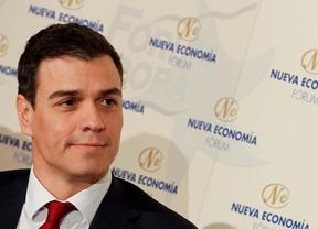 Pedro Sánchez dice que para cambiar el Gobierno de la Comunidad de Madrid