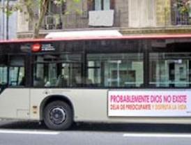 El 'autobús ateo' circulará por Madrid