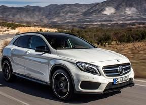 Mercedes GLA, entre progresismo y tradición