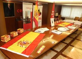 CEIM y Cámara distribuyen las fotografías de los nuevos Reyes entre los empresarios