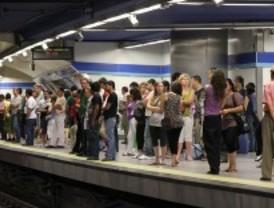 Derechos enfrentados en la huelga de Metro