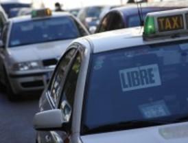 Los taxistas denuncian la