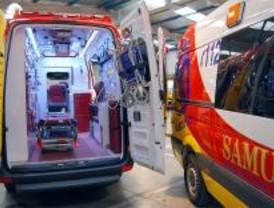 Las ambulancias más limpias de España