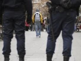 La Policía frustra tres robos en establecimientos