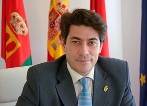 David Perez alcalde de Alcocon