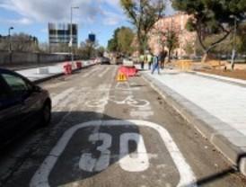Villaverde acoge la primera 'ciclocalle' de la capital