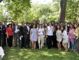 Los alumnos de EOI, a un paso del mundo laboral