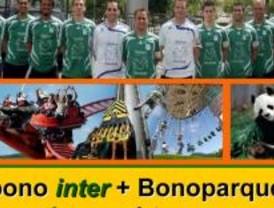 Los abonados del 'Inter' podrán ir al Parque