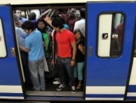 Metro se blinda contra los piquetes