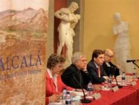 Una exposición muestra la historia de Alcalá de Henares